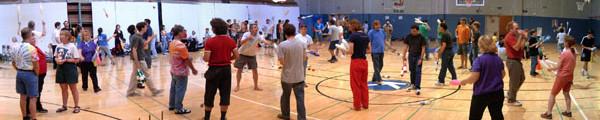 The Berkeley Juggling Club