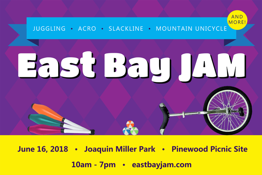 East Bay JAM (Juggling and More!)